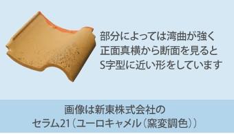 新東株式会社の セラム21(ユーロキャメル(窯変調色))