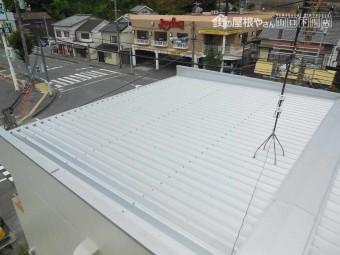 屋根完成①